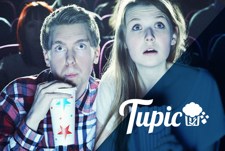 New App Launch Announced: Tupic, a blockbuster app for blockbuster fans